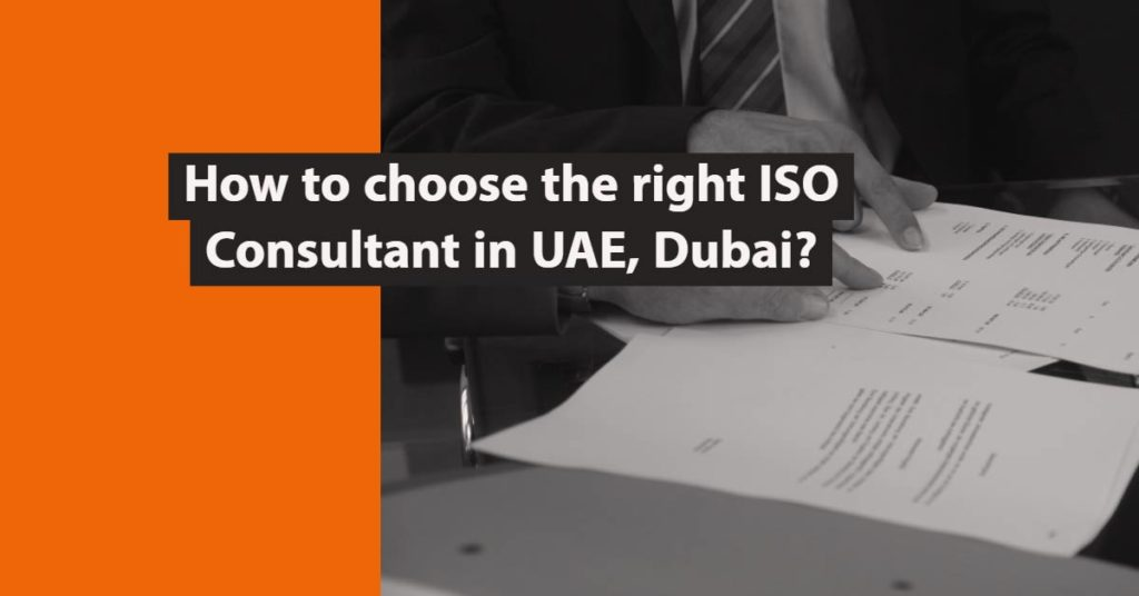 ISO Consultants in Dubai