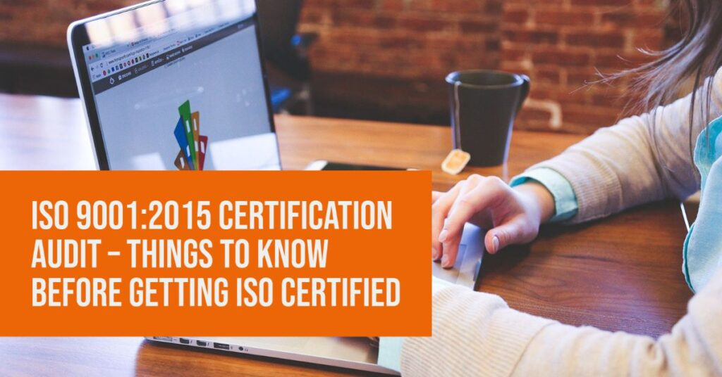 ISO Audit and Certification in UAE